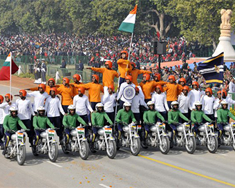 Republic Day parade to feature 321 school kids, 80 folk artists