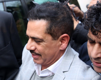 Robert Vadra quizzed by ED for over six hours, called again on Thursday