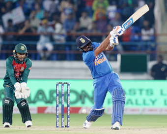 2nd T20: Rohit dismantles B