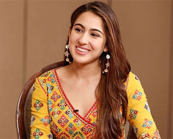 Sara Ali Khan shares video of herself performing Odissi dance