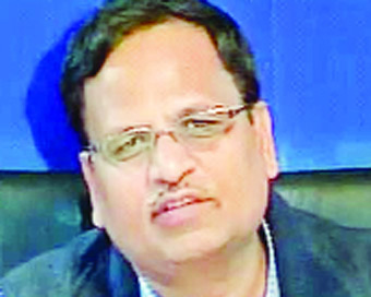 CBI files chargesheet against AAP Minister Jain, others