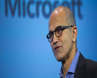 Microsoft is successful because it gives back to communities: Nadella,