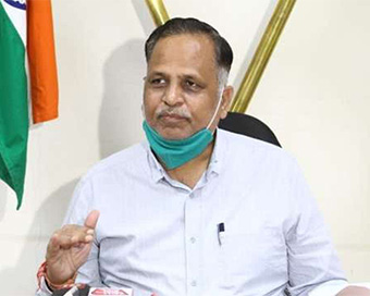No contacts of UK strain infectees tested positive in Delhi: Satyendar Jain