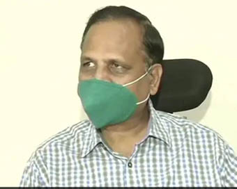Second serological survey for Covid begins in Delhi: Satyendar Jain