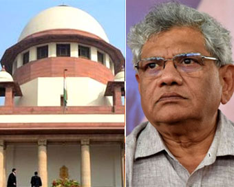 SC issues notice to Centre on 370, lets Yechury visit J&K