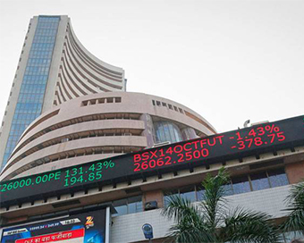 Equity indices in green, Sensex reclaims 35,000