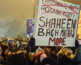 Discord among Shaheen Bagh protesters over meeting Amit Shah