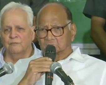 Only BJP-Sena can form Maharashtra govt: Pawar