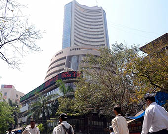 Share Market: Equity indices in green, Sensex up 200 points