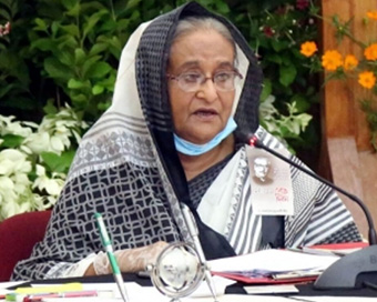 Good road network will boost economic growth: Sheikh Hasina