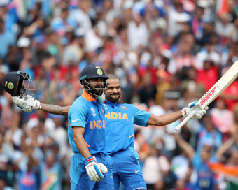 In-form India outclass Australia in World Cup