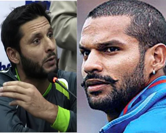 Kashmir was, is & will always be ours: Dhawan on Afridi