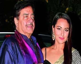 Time to move on: Sonakshi on Shatrughan