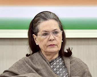 Pay 21-day advance wages to MNREGA workers: Sonia to Modi