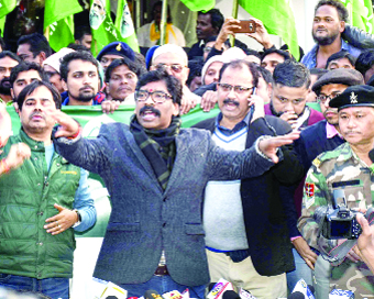 Alliances Cong mantra to power in Jharkhand