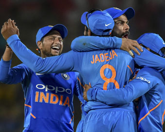 Nagpur ODI : India win 2nd ODI by 8 runs