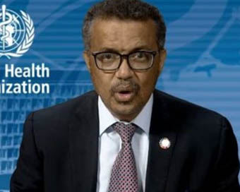 WHO-sponsored plan for new COVID-19 tools has shown results: Tedros
