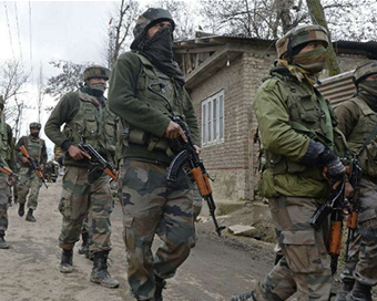 One terrorist killed in Kashmir encounter