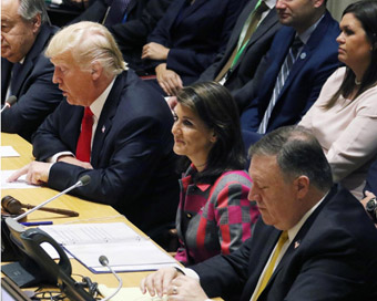Nikki Haley, first Indian-American on US cabinet, resigns