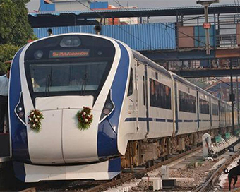 Vande Bharat trains to be made at all 3 coach units: Chairman