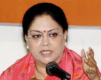 Raje launches