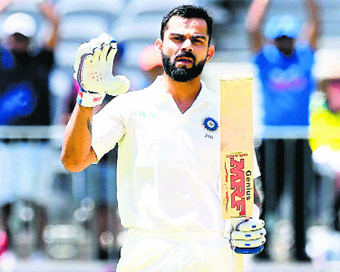 Kohli, Rabada maintain top spot in Test Player rankings