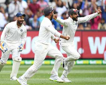 3rd Test: India beat Australia by 137 runs, lead series 2-1