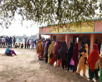 Jharkhand: 63.44% votes cast in 2nd phase, one dead