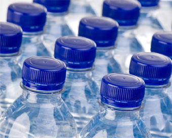 Indian companies contest plastic in water bottles study