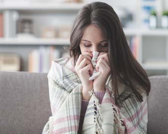 Fear psychosis grips Indians down with seasonal cold or flu