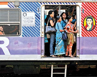 Maharashtra permits women to commute in trains, railways say