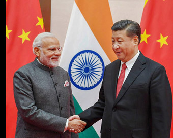 Modi, Xi to meet next week at SCO summit