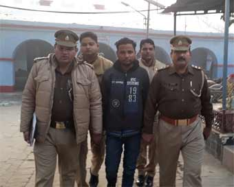 Bajrang Dal leader finally held for Bulandshahr murder