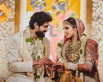 Inside Rana Daggubati and Miheeka Bajaj's wedding