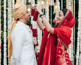 Dia Mirza and Vaibhav Rekhi's wedding album (PHOTOS)