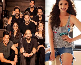 'Golmaal Again' best set I've been on: Parineeti Chopra