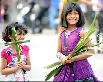 Kerala celebrates Easter