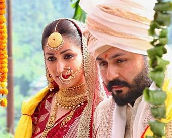 Inside Yami Gautam and Aditya Dhar