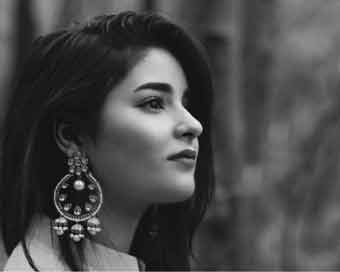 'Dangal' girl Zaira quits Bollywood over 'damaged peace, imaan'