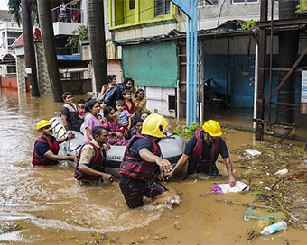 Maharashtra floods: Most devastating pictures from the flood-hit state