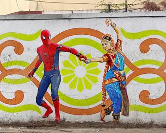Spider-Man gets