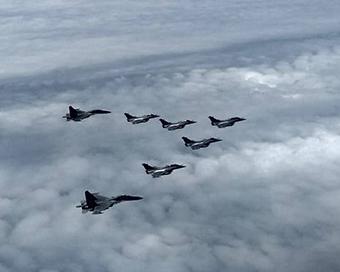 Birds have landed: Rafale fighter jets arrive in India