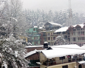 Shimla, Manali wrapped in snow