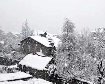 Heavy rain and snow forecast for J&K