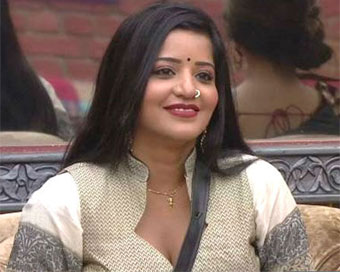 Mona Lisa's journey in 'Bigg Boss 10'