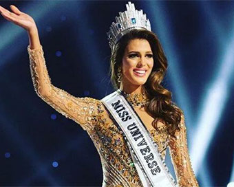Iris Mittenaere named Miss Universe 2016