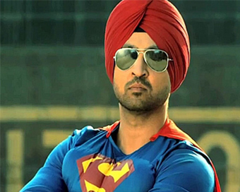 Diljit Dosanjh to star in Punjabi superhero film