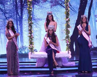 PICS: Anukreethy Vas is Femina Miss India World 2018
