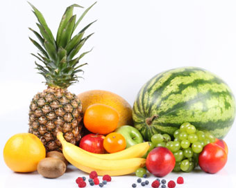 Pick banana, melon, cold milk to fight acidity