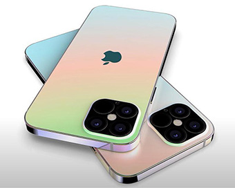 Apple iPhone 12 series first look
